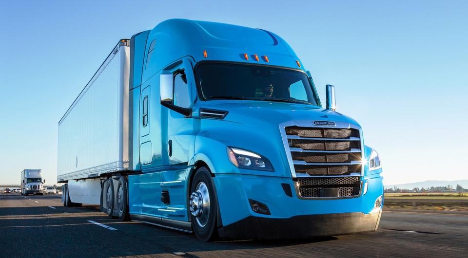 Daimler Trucks North America запускает динамическую аренду