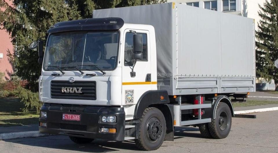 АВТОКРАЗ: поставлен самый легкий грузовик