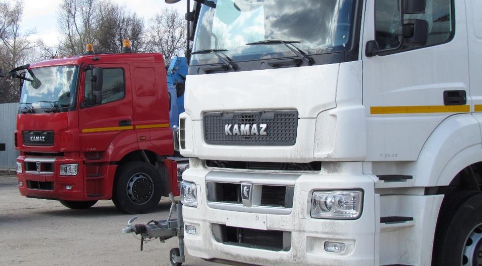 Камский автозавод изготовил 25 000 кабин К4