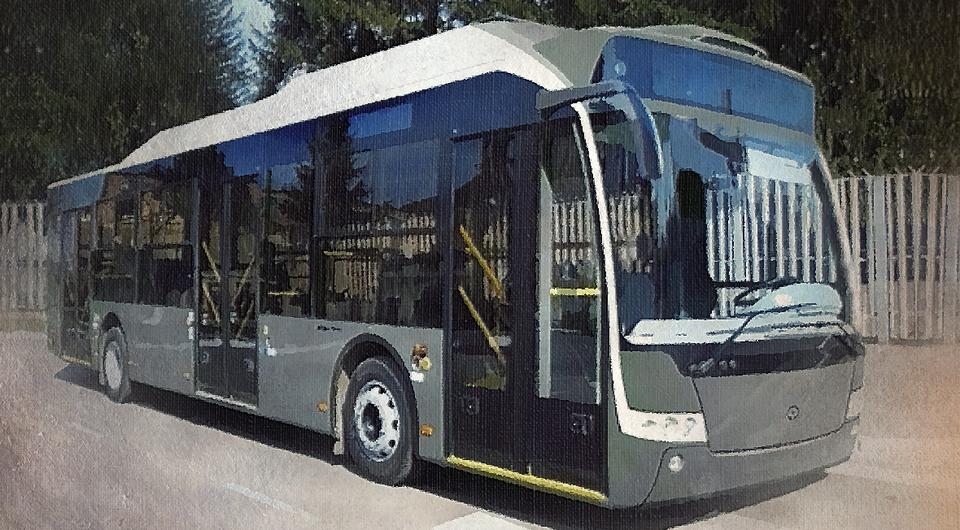 «Богдан Моторс» работает над собственным электробусом