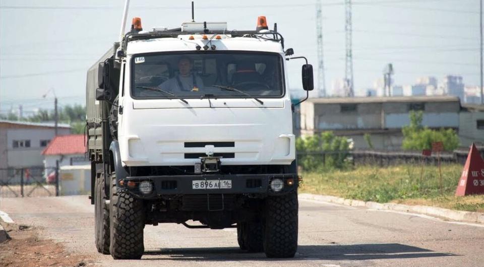 Камский беспилотник испытывают на шахте в Кузбассе