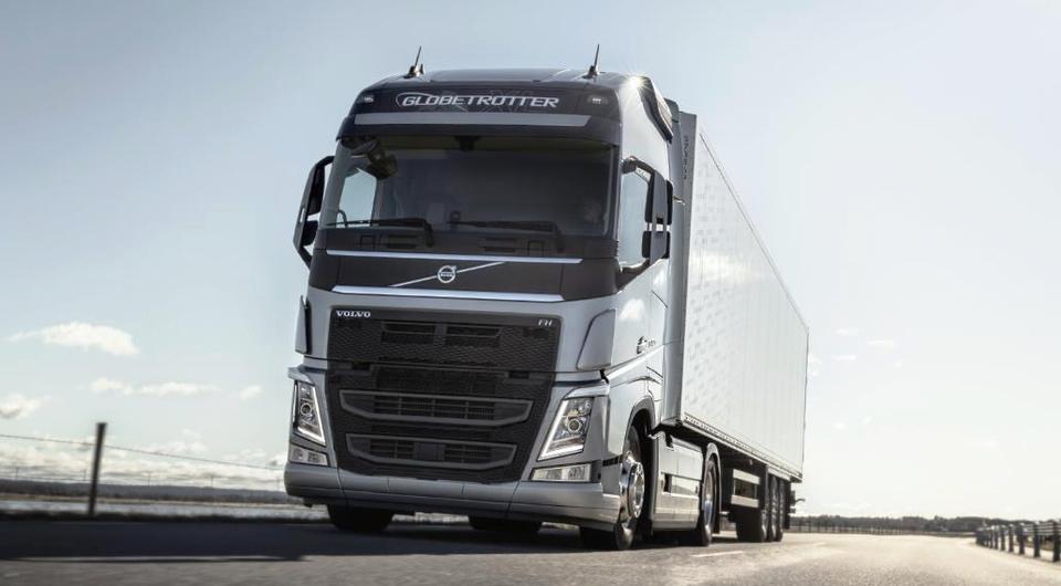 1800 Volvo FH для компании Girteka Logistics