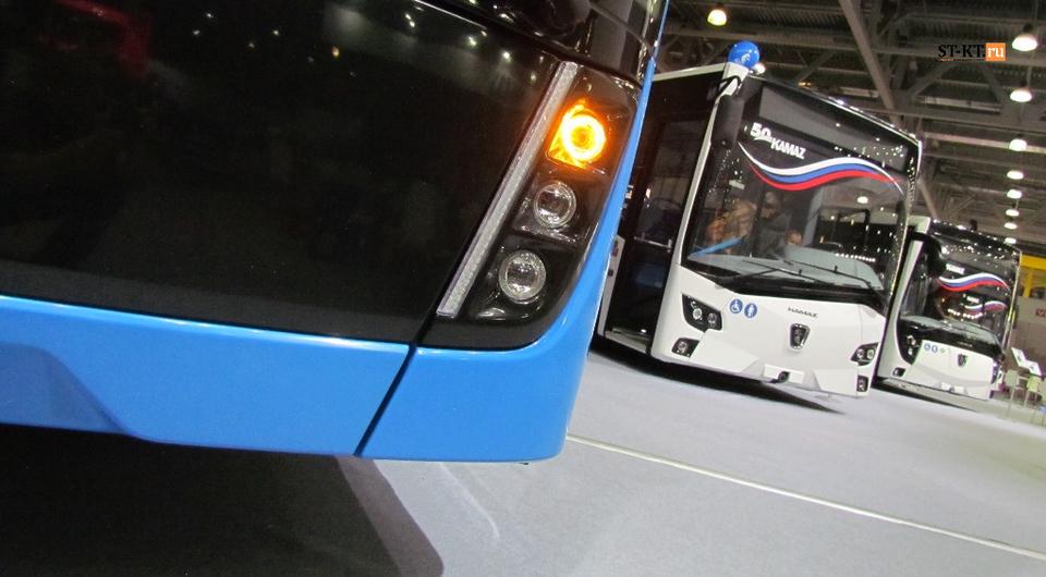 НЕФАЗ в 2020 году расширит автобусное производство
