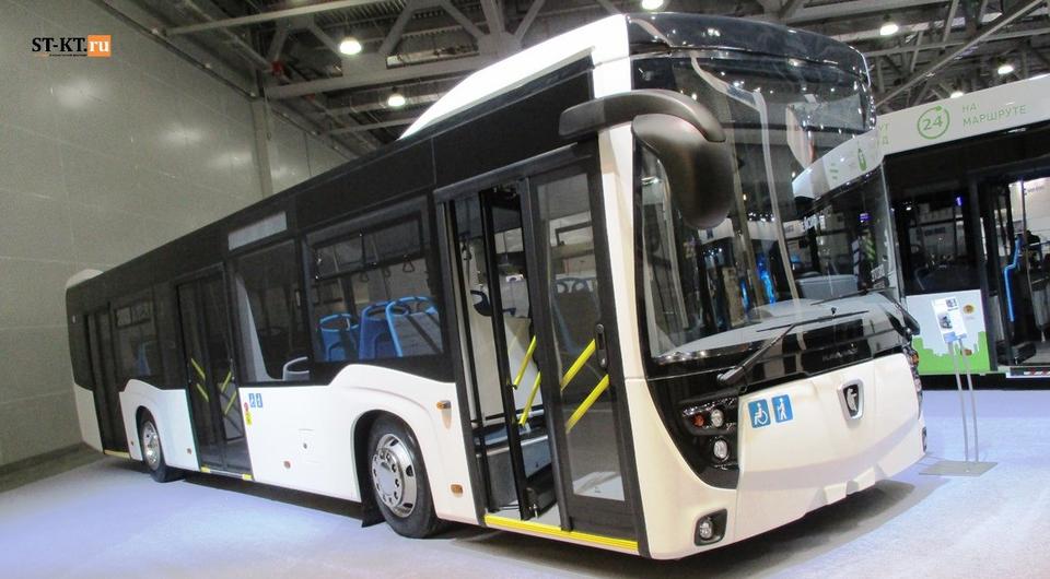 Автобусы НЕФАЗ завоевывают Москву