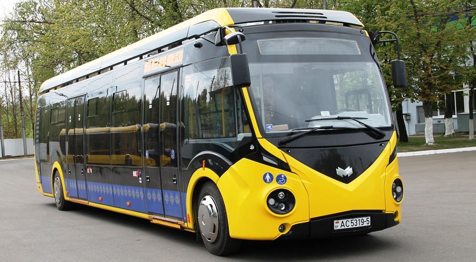 Белкоммунмаш готовится выпускать электробусы в Англии