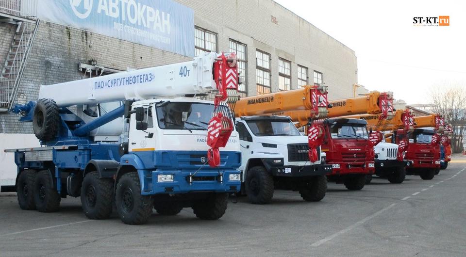 Ивановский «АВТОКРАН» запустил программу трейд-ин