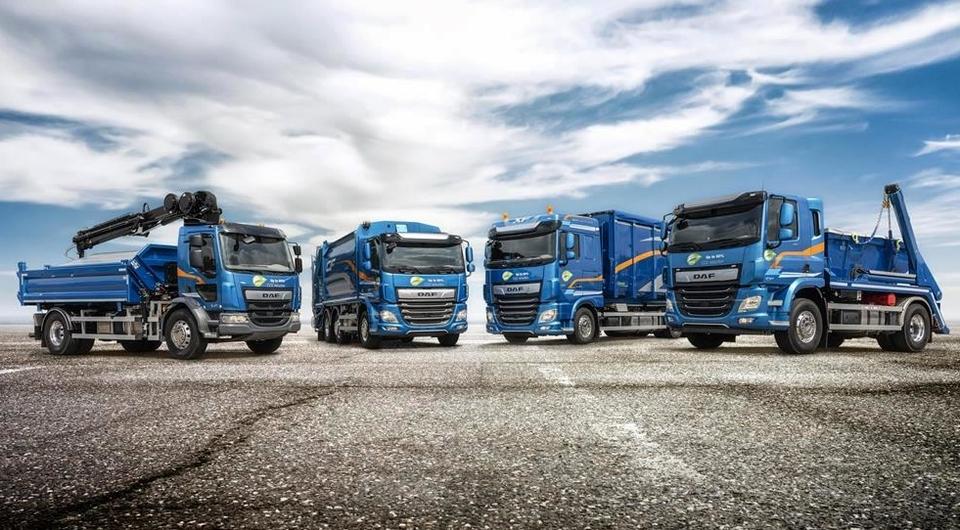 DAF Trucks: мировые итоги 2019 года