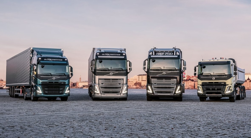 Volvo Trucks модернизирует тяжелые грузовики