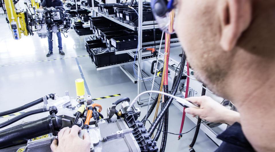 Daimler Truck и Volvo Group совестно займутся топливными элементами