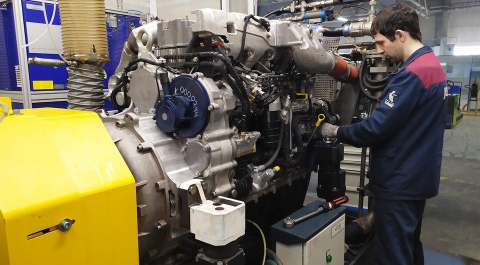 КАМАЗ: новые стенды для нового двигателя