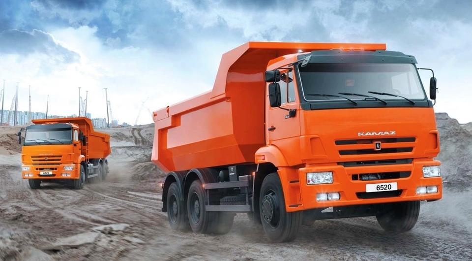 КАМАЗ продолжает экспорт грузовиков в Туркменистан