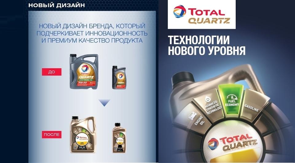 Новая канистра для моторных масел TOTAL