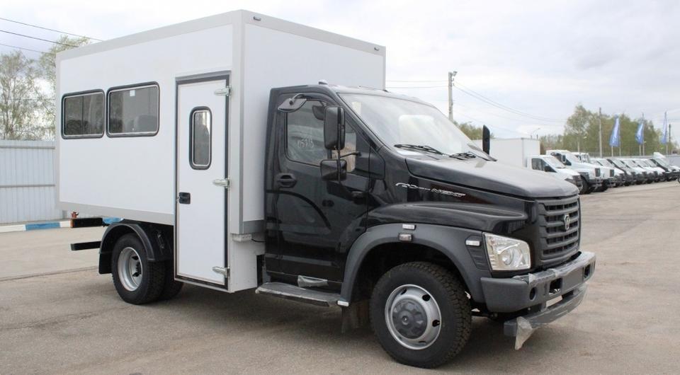Луидор-Тюнинг: вахтовки на шасси грузовиков ГАЗ