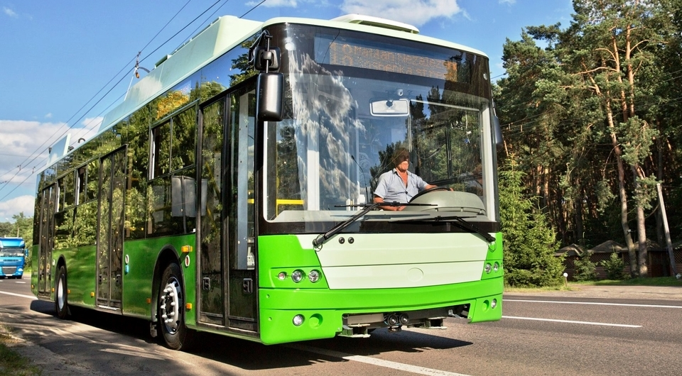 «Богдан Моторс» поставил троллейбусы в Харьков