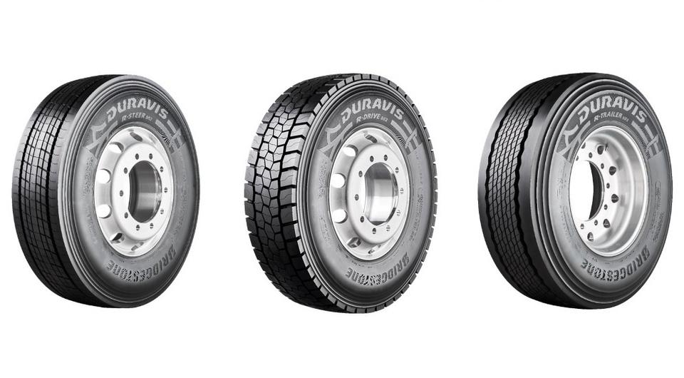 Новые грузовые шины Bridgestone Duravis R002