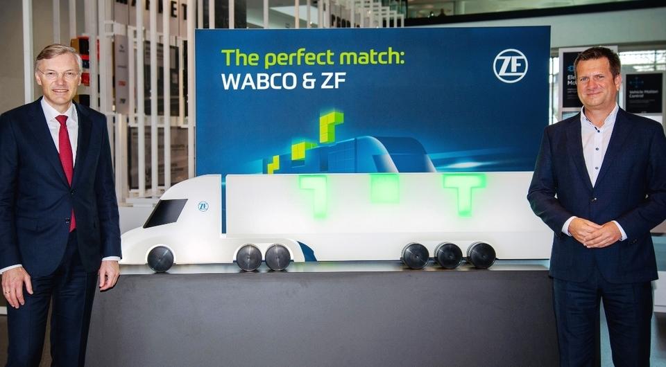Компания ZF приобрела производителя пневматики WABCO