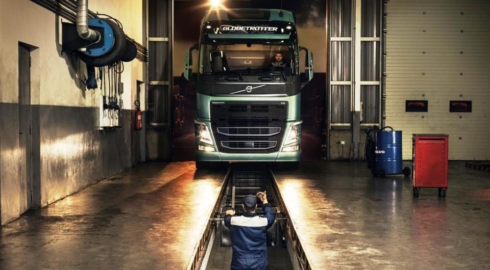 Volvo Group Trucks учреждает статус Сервисного партнера