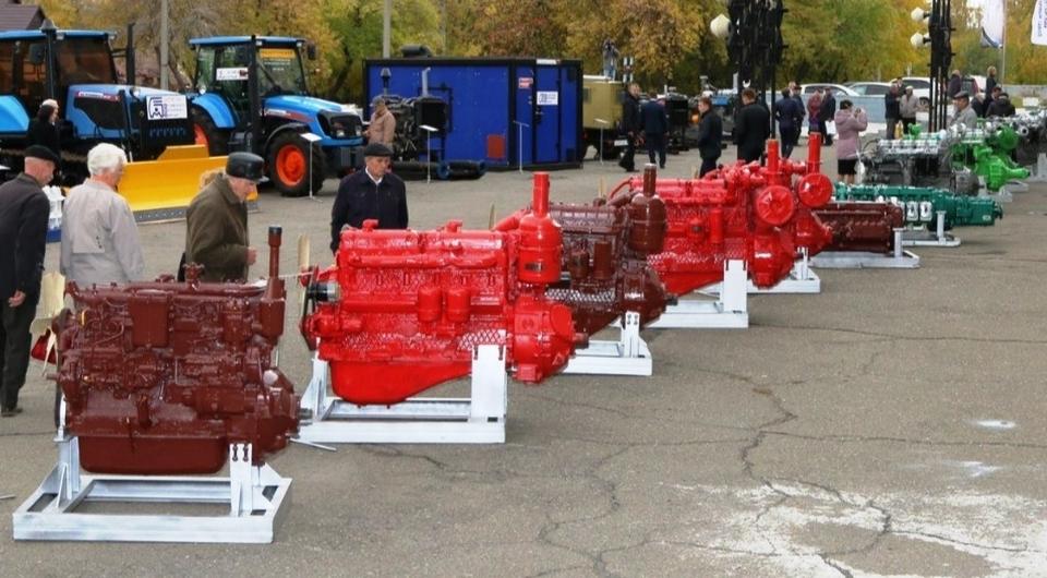 Алтайские моторы: новые проекты