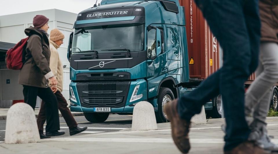 Новые Volvo вышли на российский рынок