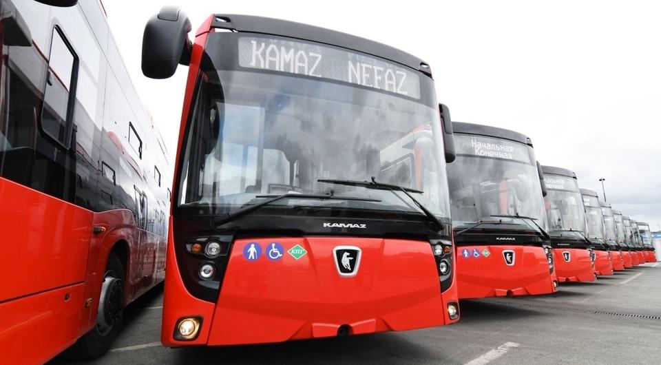 Автобусы и самосвалы: НЕФАЗ отчитался о прибыли