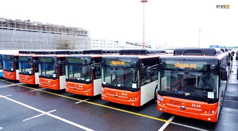 Электробусы Yutong: норвежский прорыв
