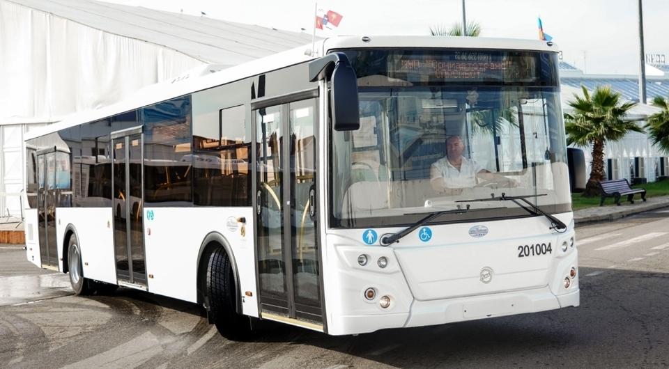 Городские автобусы ЛИАЗ для Сочи
