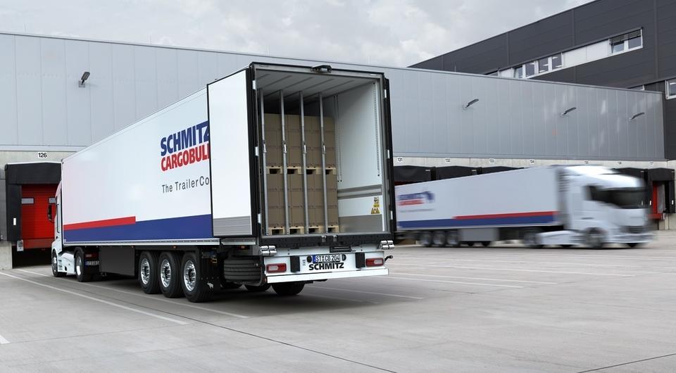 Schmitz Cargobull улучшил распределение воздушных потоков
