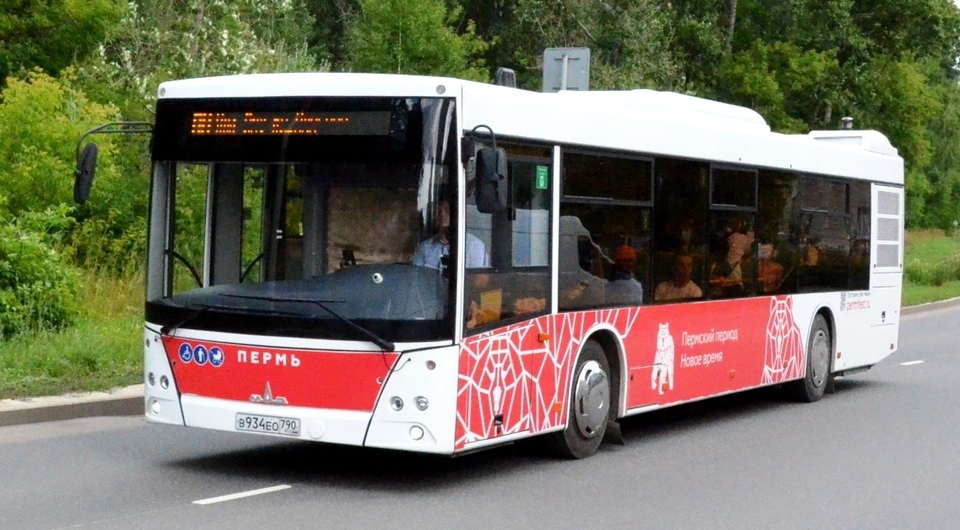 МАЗ-203016 для пермского перевозчика «Автомиг»