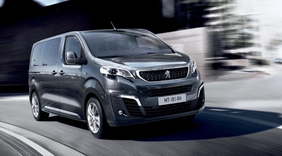 Микроавтобусы Peugeot и Citroen: новый силовой агрегат