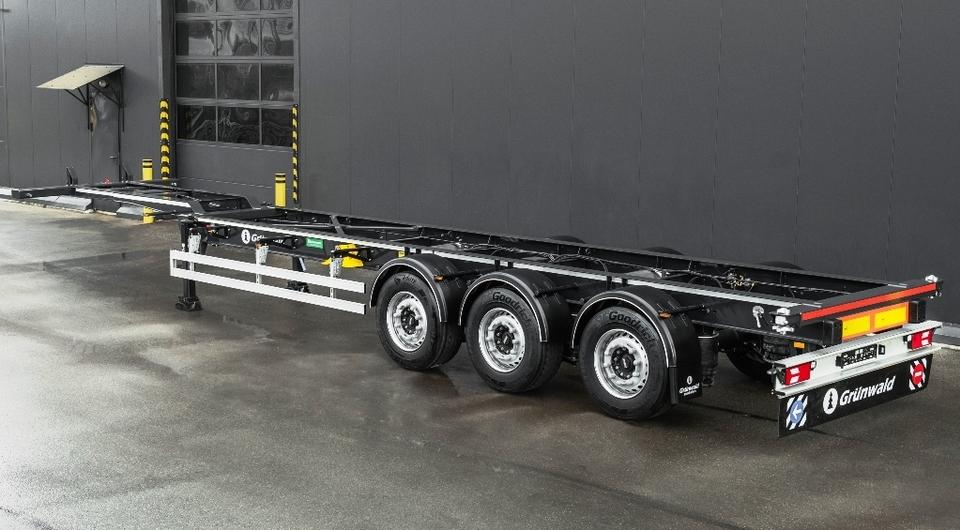 Grunwald улучшил контейнеровоз для европейского рынка