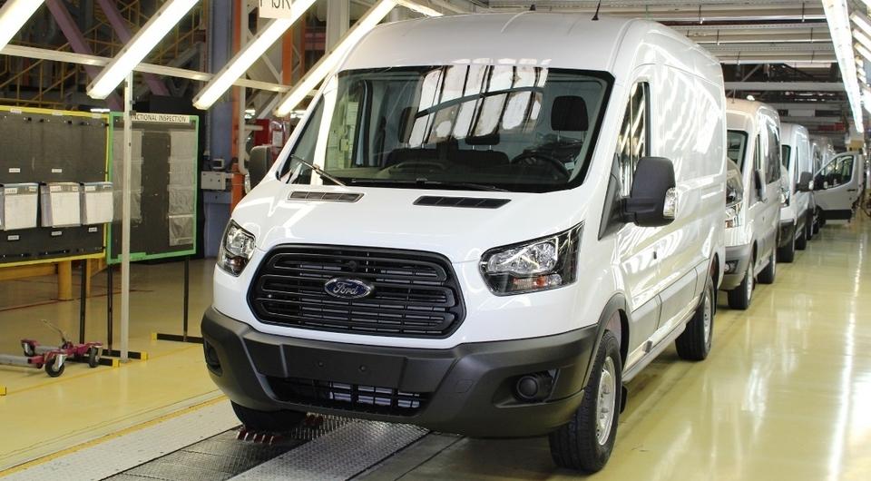 Российский Ford Transit: 90 тысяч за 8 лет