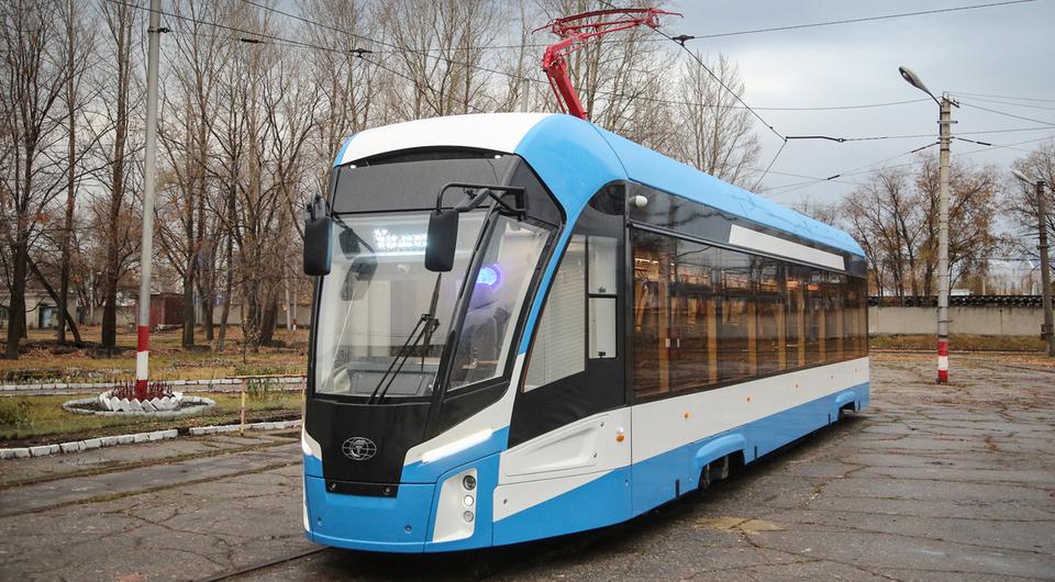 Ижевск получит трамваи «Львенок»