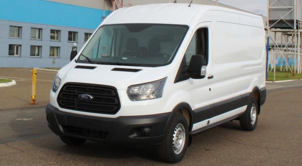 Ford Transit для ветеринарных служб