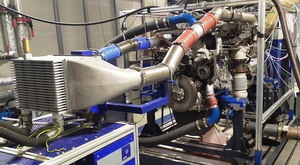 КАМАЗ доведет двигатель проекта Тибет до Евро-6
