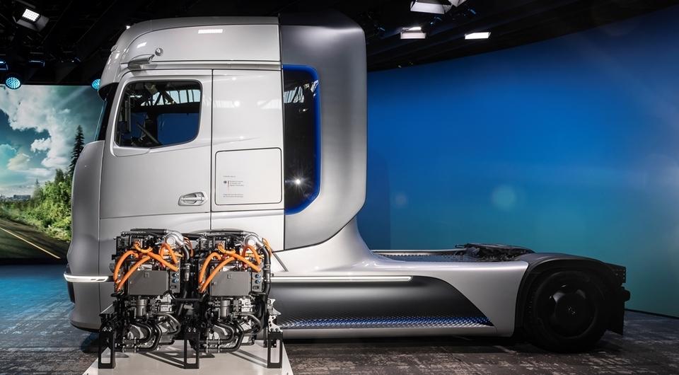 Daimler, IVECO и Volvo создали водородный альянс