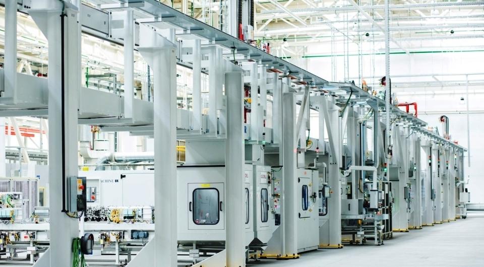 Соллерс Форд выкупил фордовский моторный завод