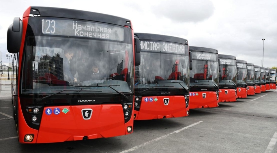 Автобусы КАМАЗ предложат в Европе