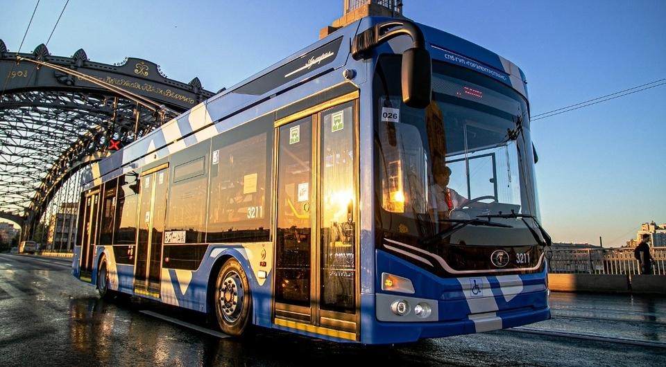 Троллейбус «Адмирал»: увеличенный автономный ход