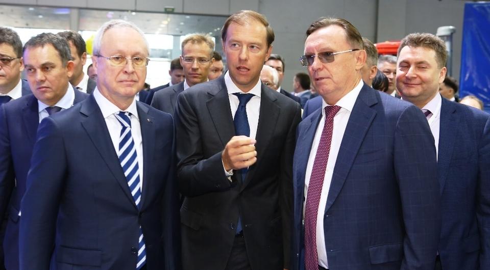Минпромторг поддержал выставку COMTRANS 2021