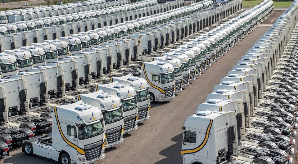 DAF Trucks: мировые итоги 2020 года