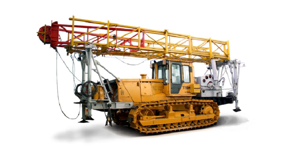 ПТП-40 на основе челябинских тракторов