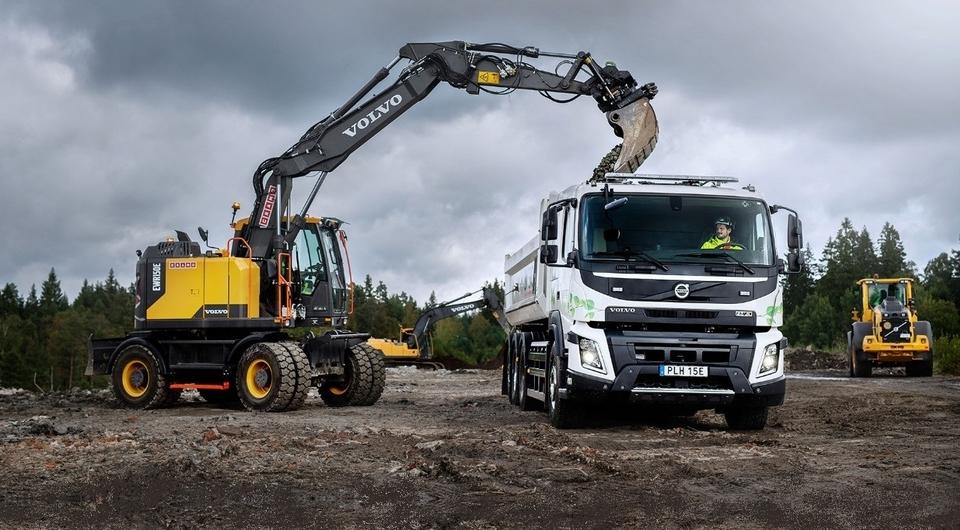 Volvo Group: создано «электрическое» подразделение