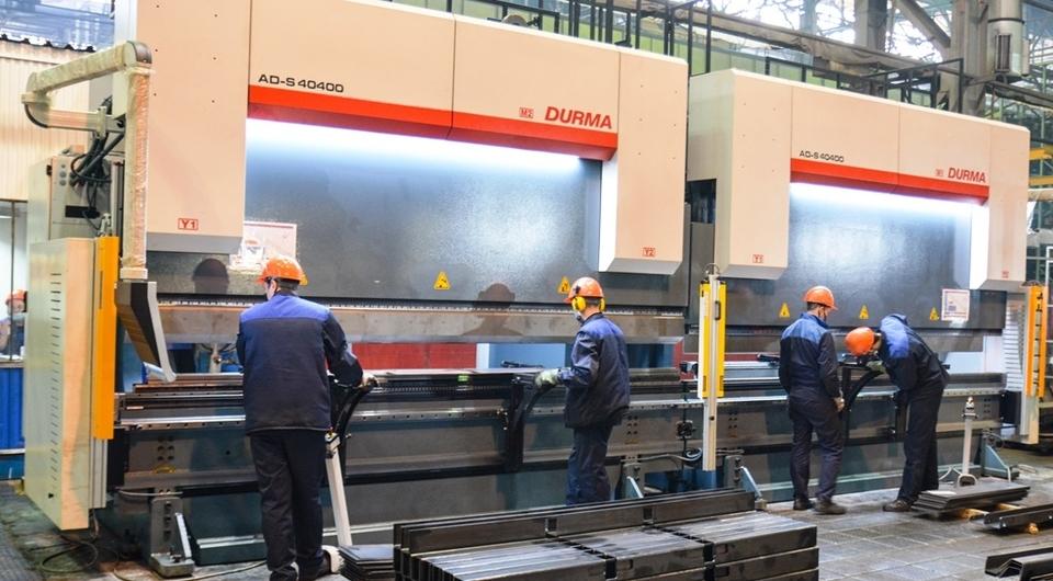 НЕФАЗ модернизирует производственное оборудование