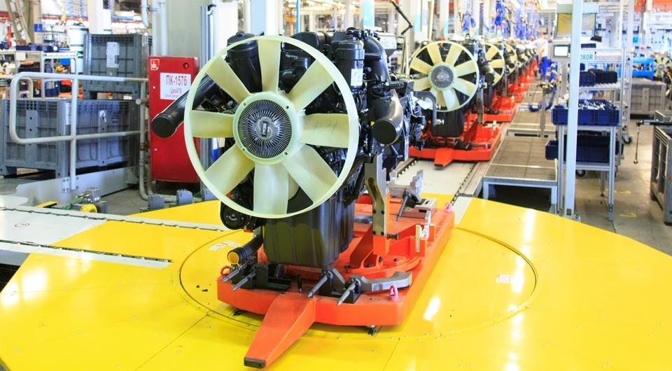 КАМАЗ изготовил тысячный двигатель проекта Тибет