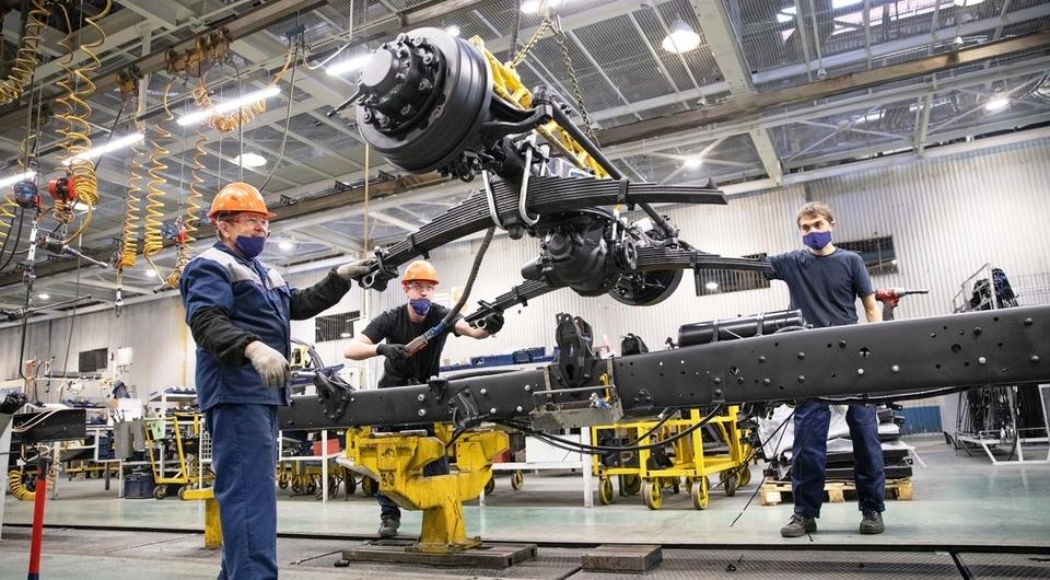 Автозавод Урал модернизирует производство рам