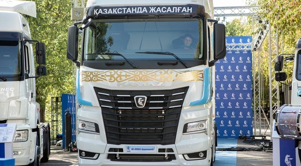 КАМАЗ-54901. Сделано в Казахстане
