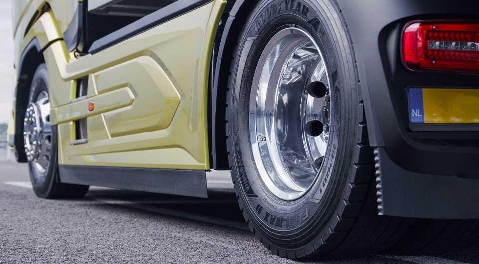 Goodyear: новые многоцелевые шины FUELMAX ENDURANCE
