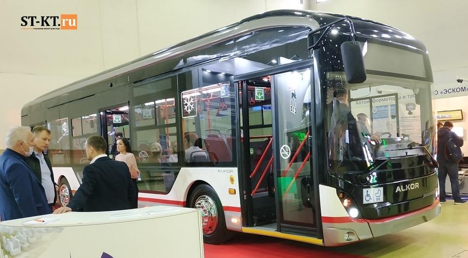 Алькор: первые троллейбусы и планы на электробус