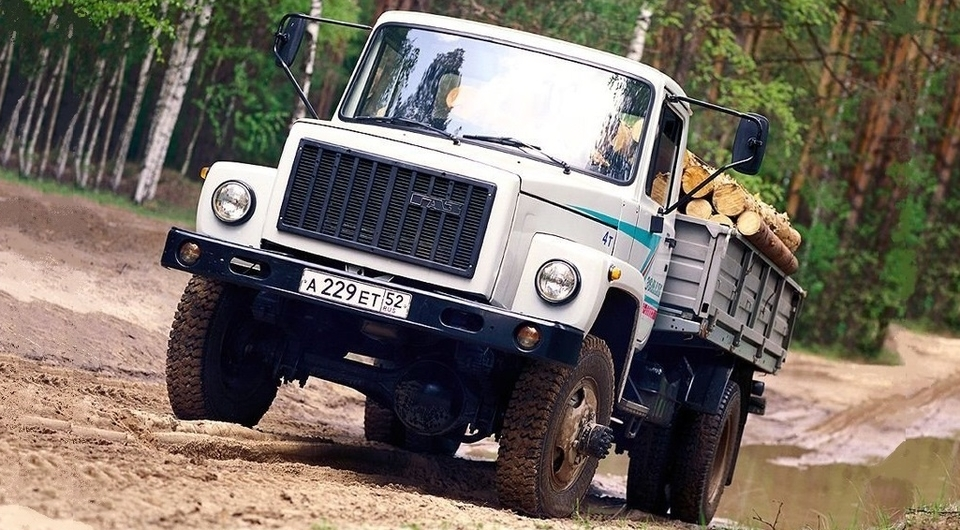 ГАЗ снял с конвейера старые среднетоннажники