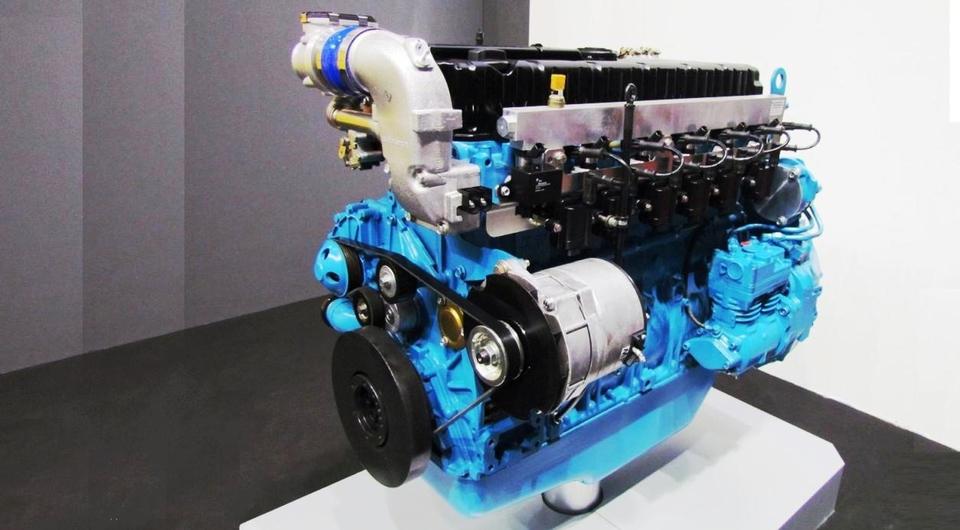 «Автодизель»: производство газовых двигателей набирает обороты